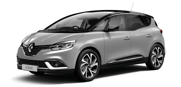 New Renault SCENIC In Levens UK | PV Dobson & Sons