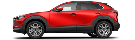 All-new Mazda CX-30