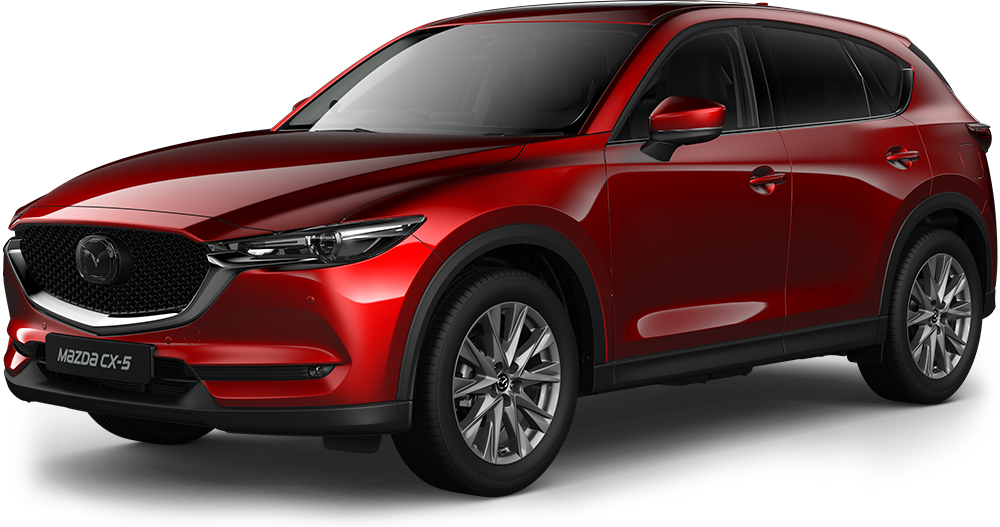 MAZDA CX-5 0% APR* over 42 months