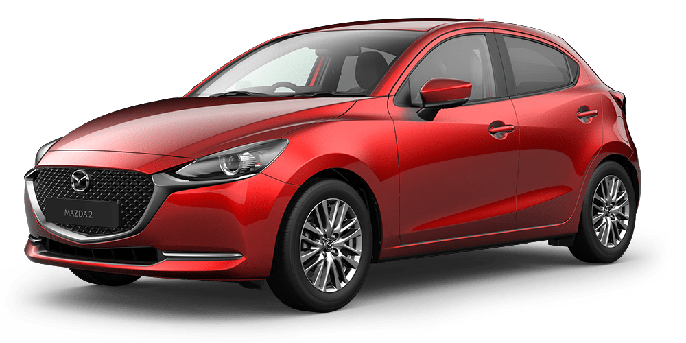 MAZDA2 90PS SPORT NAV AUTO 0% APR* over 36 months