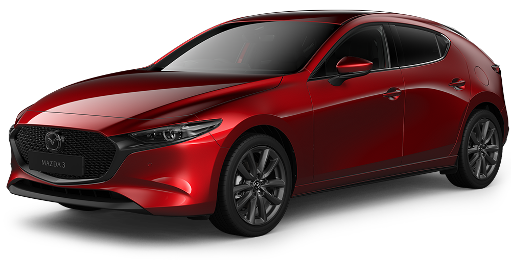 Mazda 3 2.0 122ps Sport Lux 4.10% APR~ over 36 months