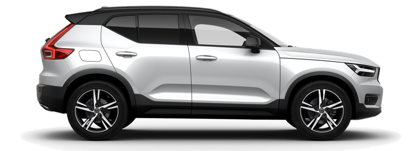 VOLVO XC40 PERSONAL CONTRACT HIRE OFFER